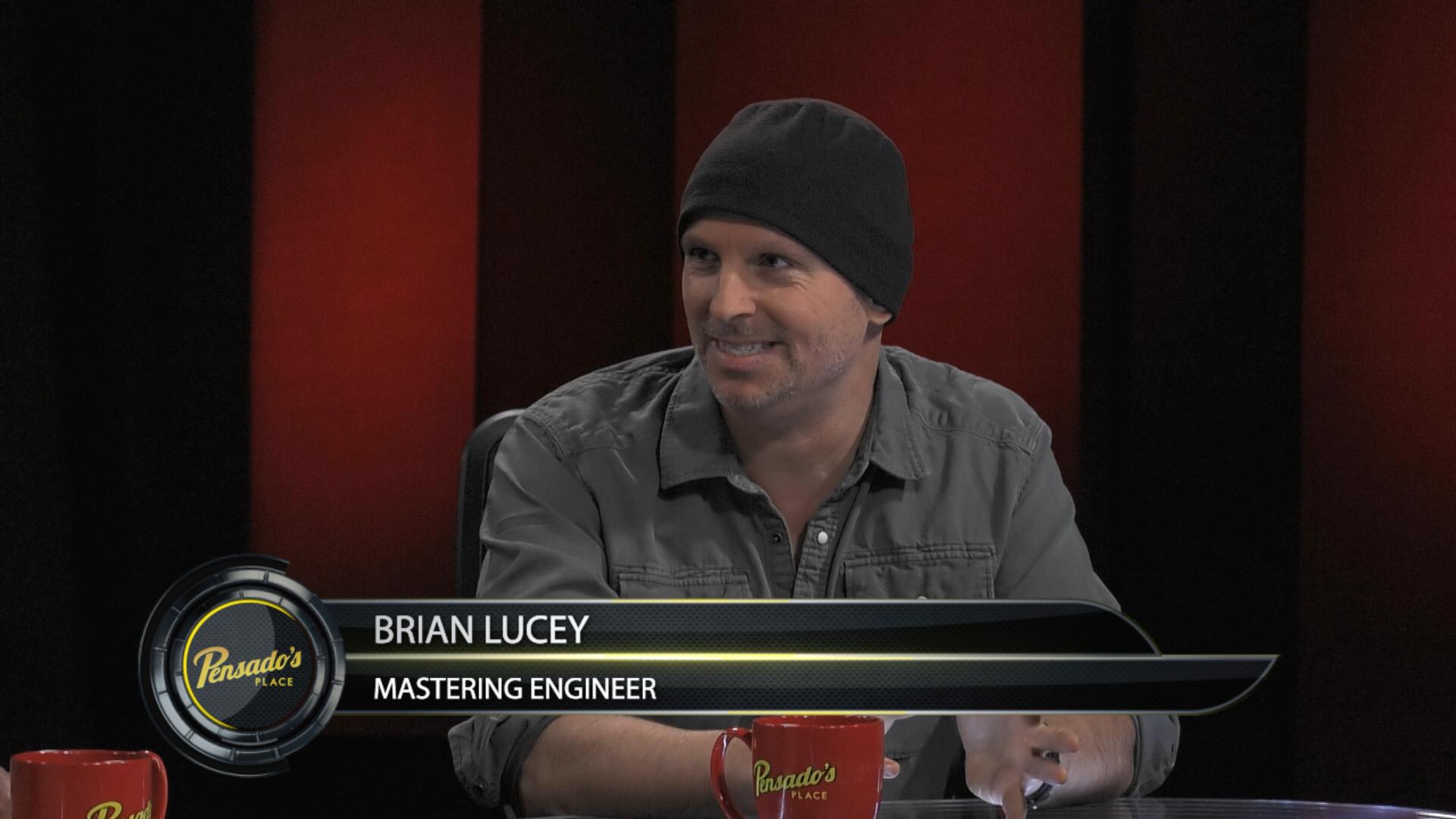 Brian Lucey Still Image