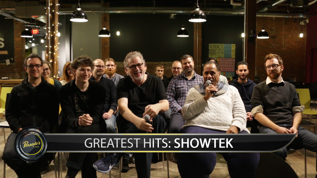 E292 - THUMBNAIL IMAGE - GREATEST HITS SHOWTEK