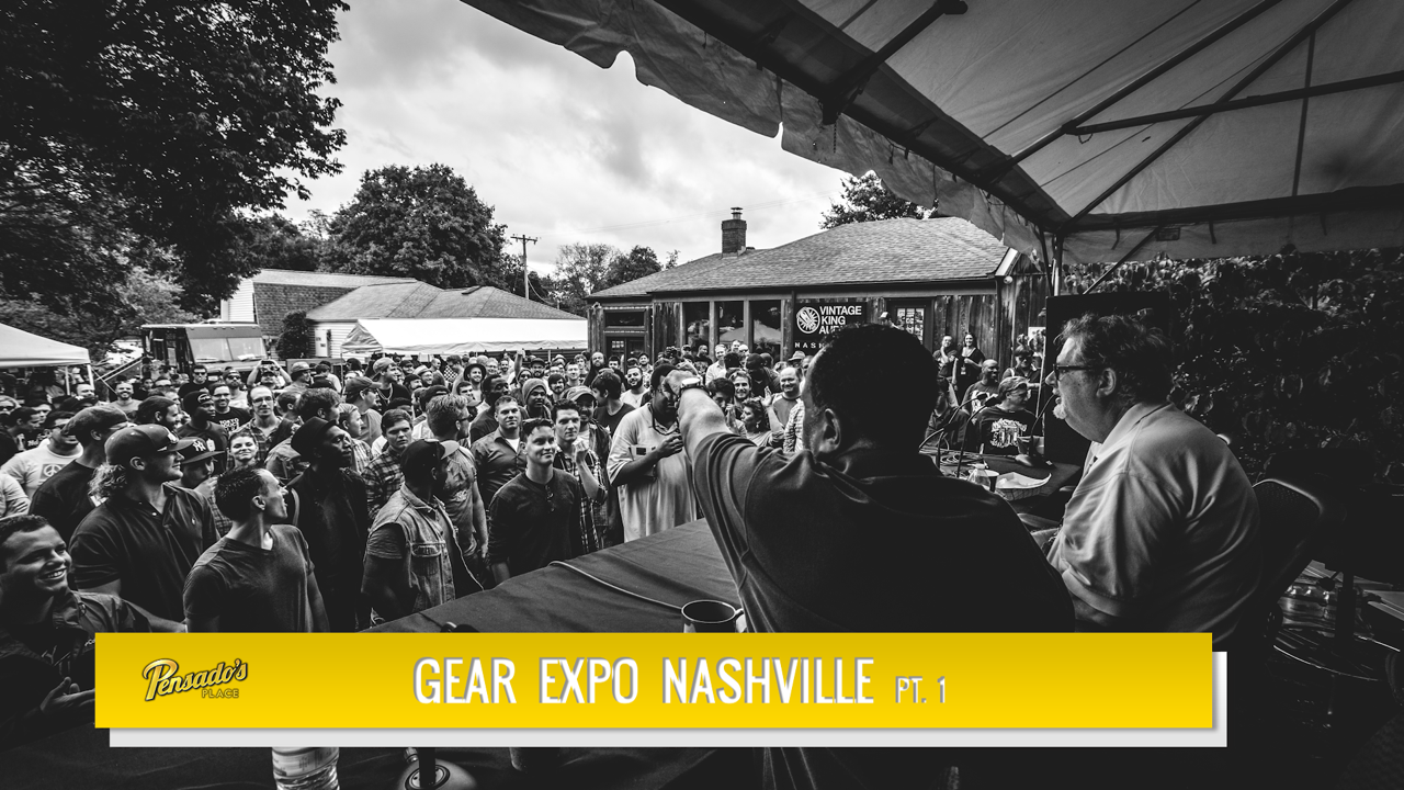 Gear Expo Nashville Part 1