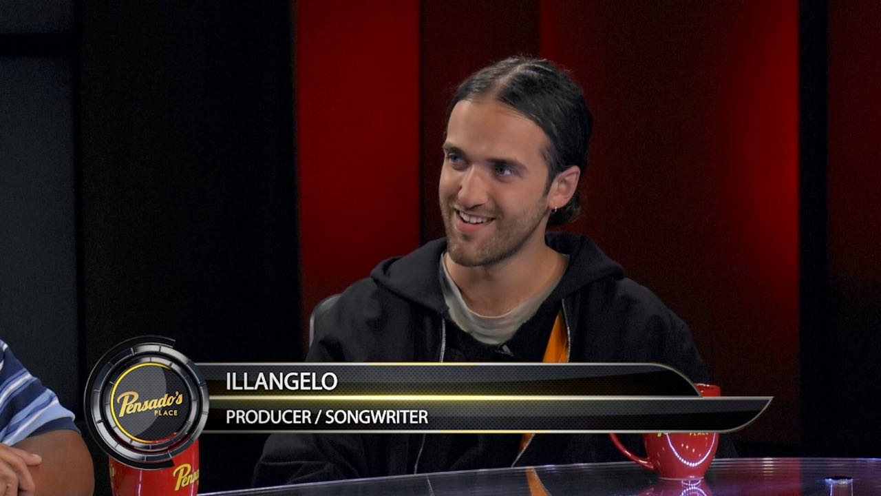 Producer, Songwriter Illangelo