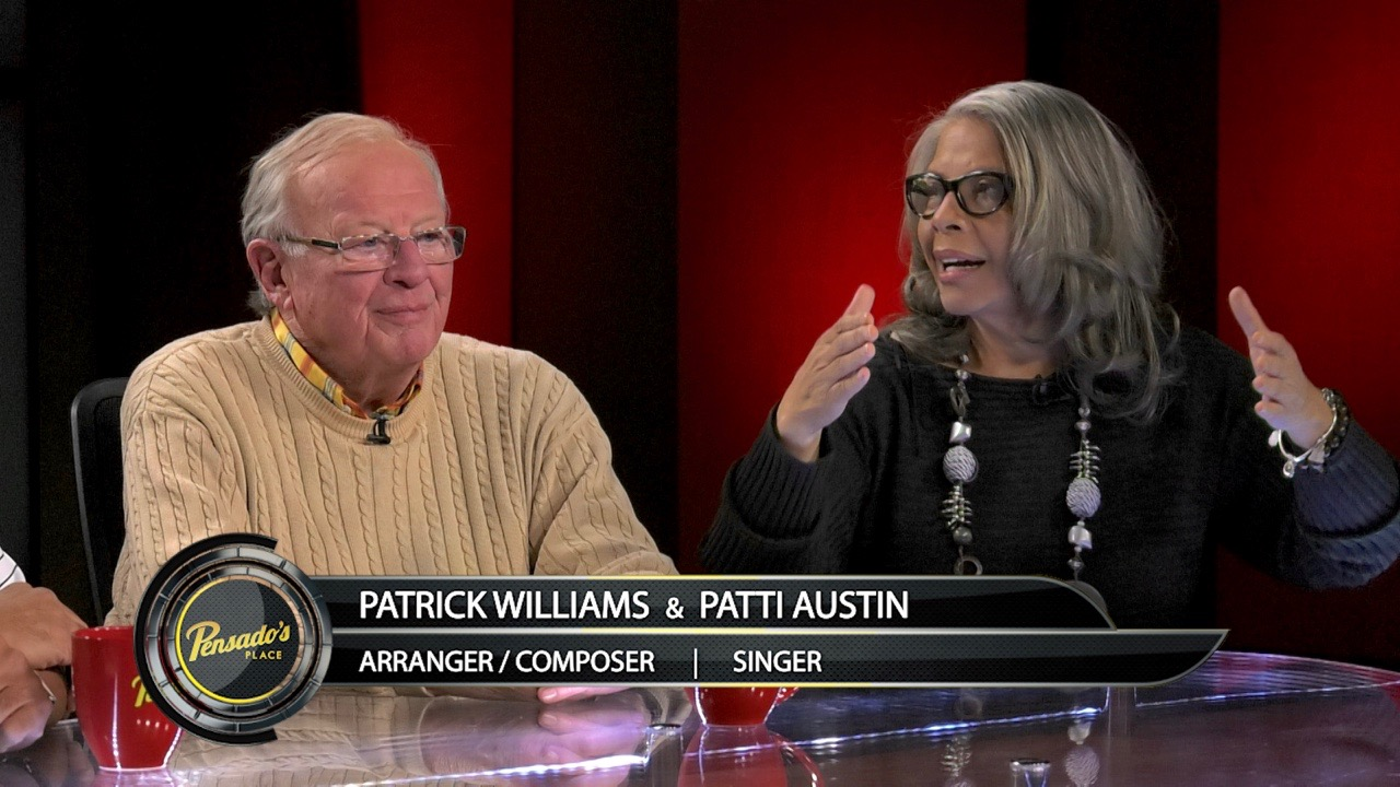 Patrick Williams and Patti Austin
