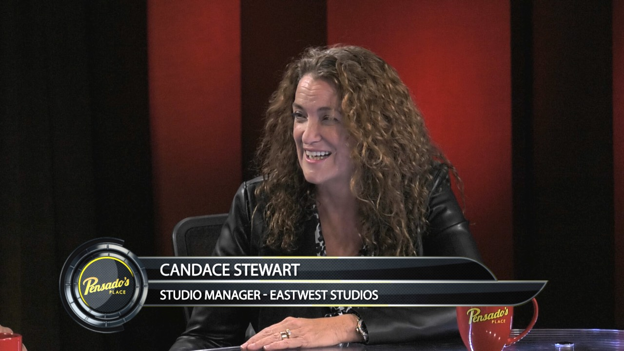 Candace Stewart – EastWest Studios Manager