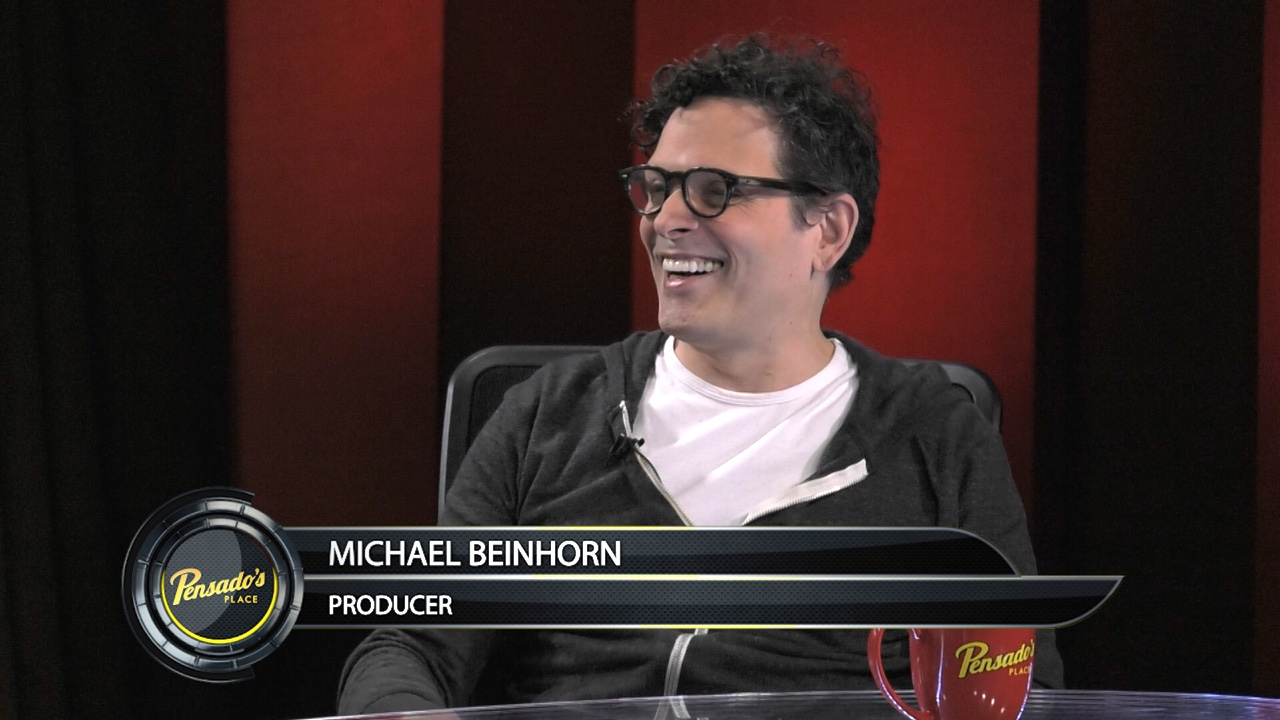 Producer Michael Beinhorn