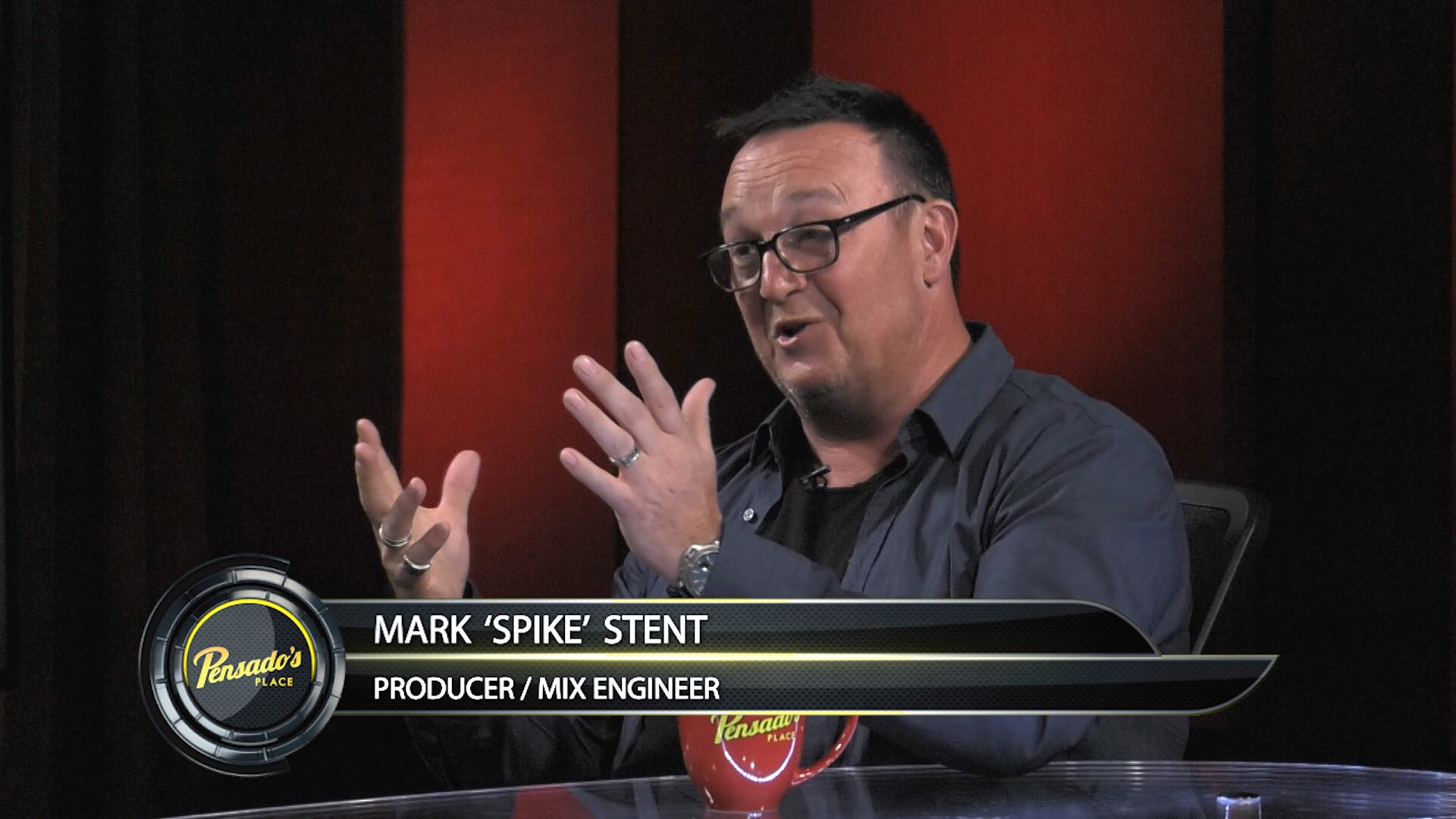 Mark 'Spike' Stent – Producer, Mix Engineer