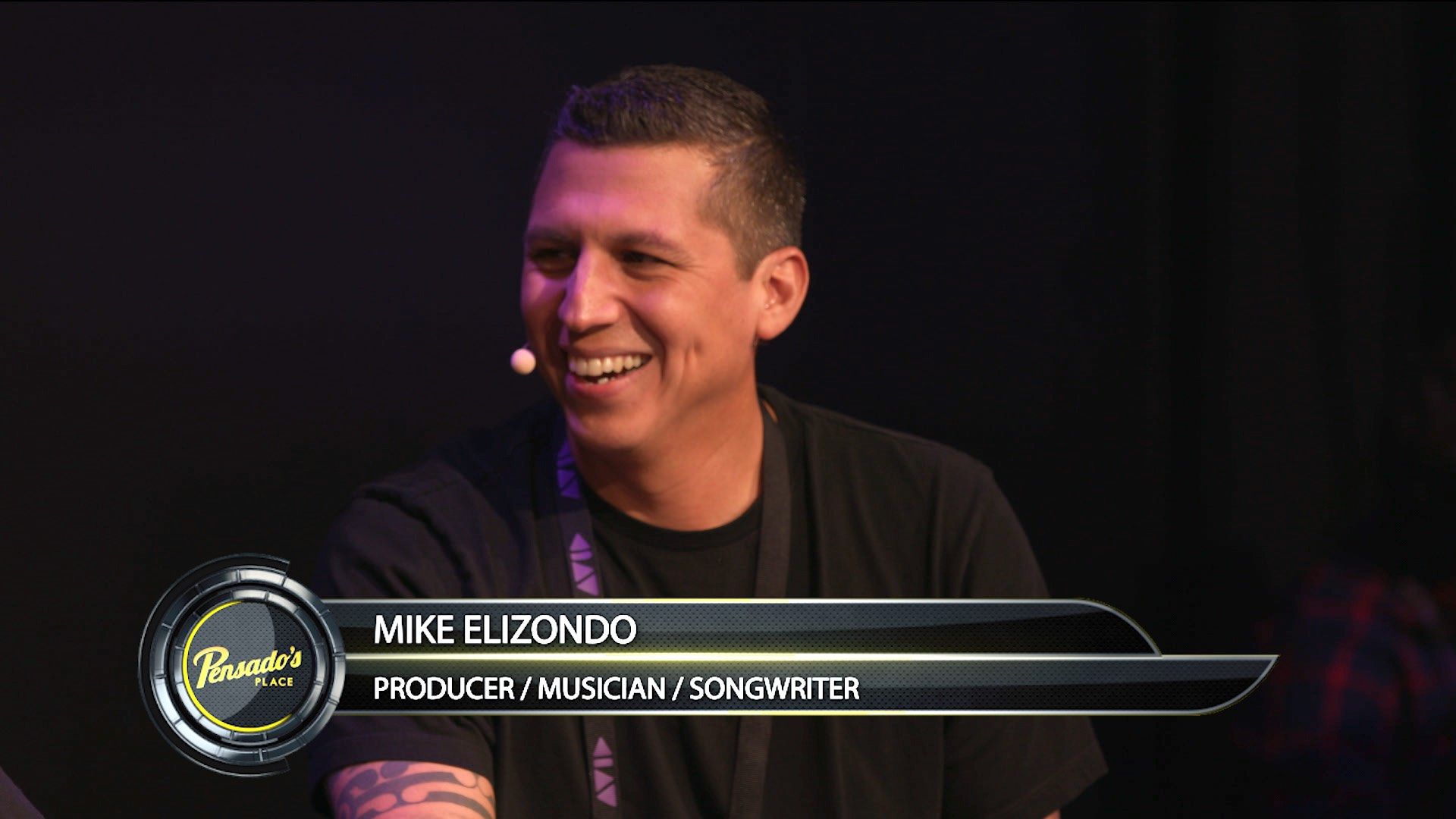 Producer/Songwriter Mike Elizondo