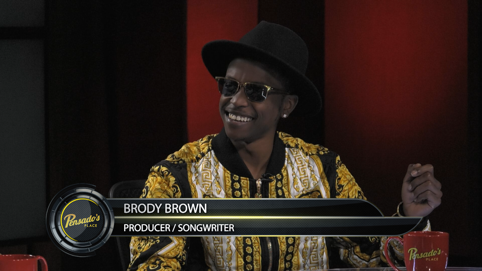 Grammy Nominated Producer/Songwriter Brody Brown