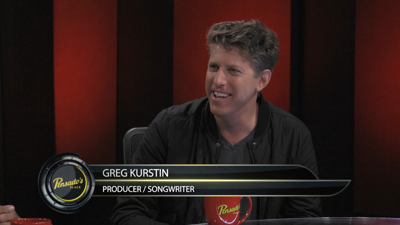 Grammy Nominated Songwriter/Producer Greg Kurstin