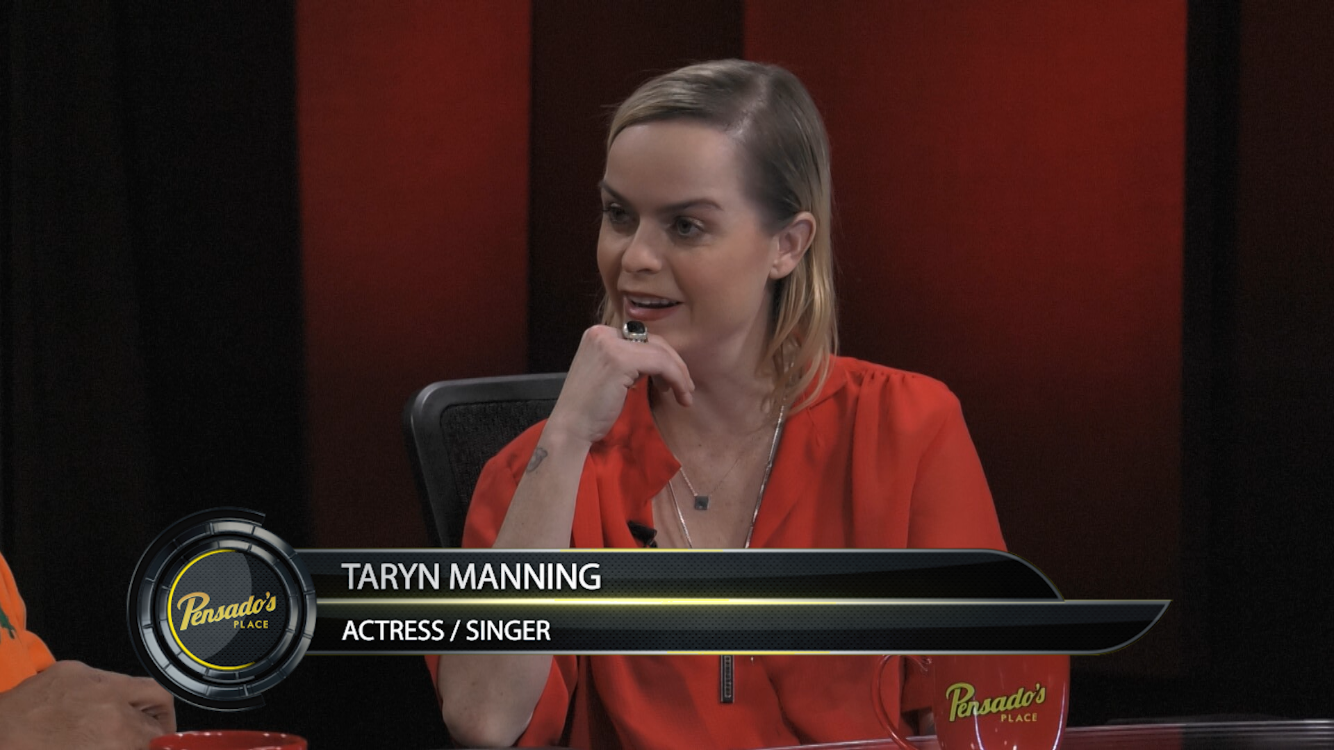 """Orange Is The New Black"" Star Taryn Manning"