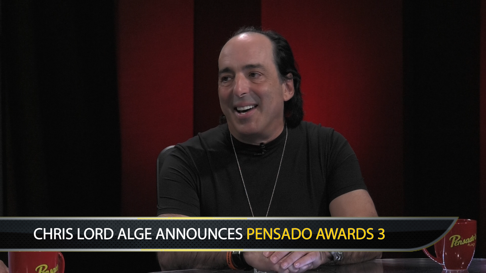 Grammy Award Winning Mix Engineer Chris Lord-Alge Announces Pensado Awards 3