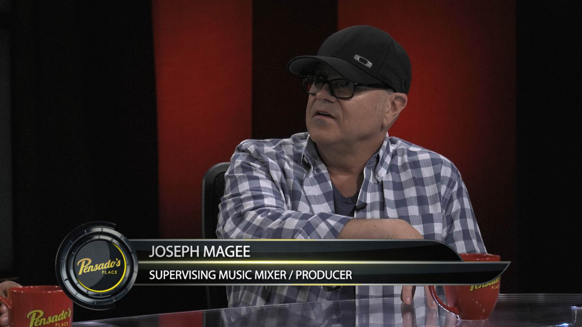 Grammy Nominated Producer/Engineer Joseph Magee