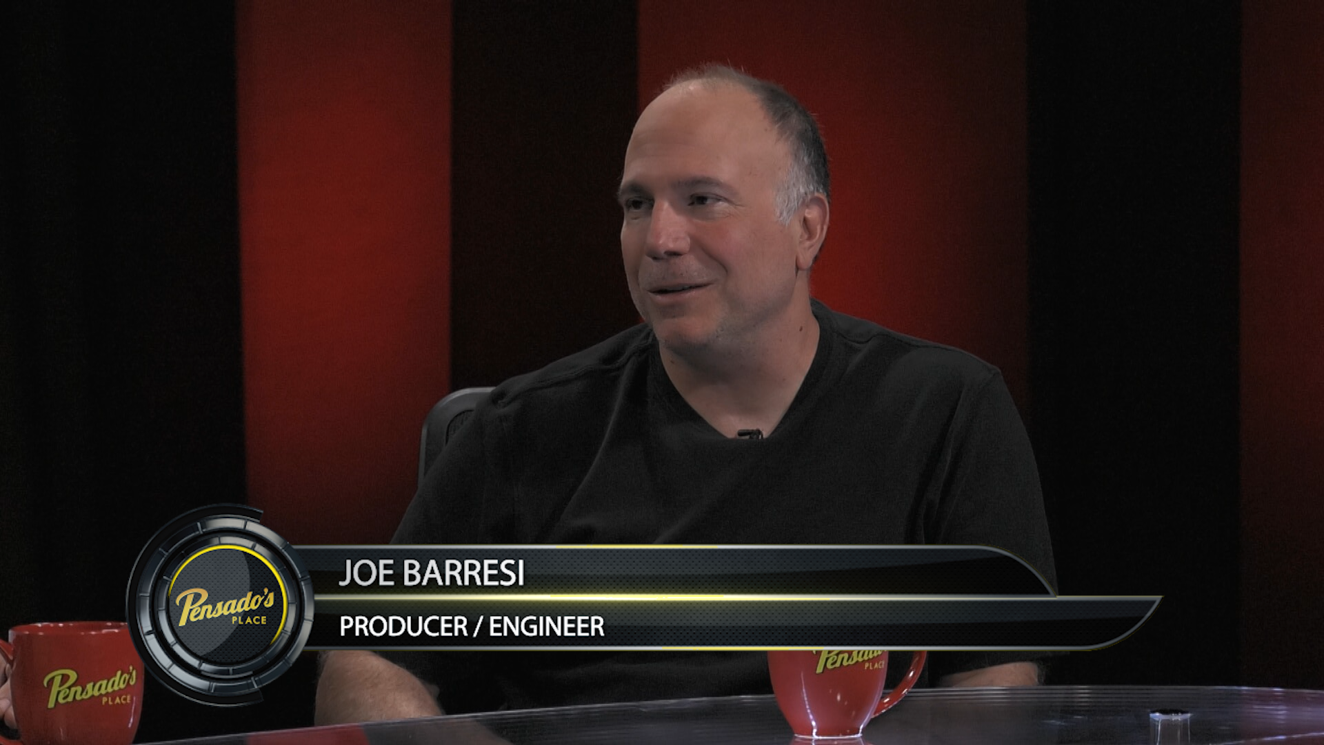 Grammy Nominated Producer/Engineer Joe Barresi