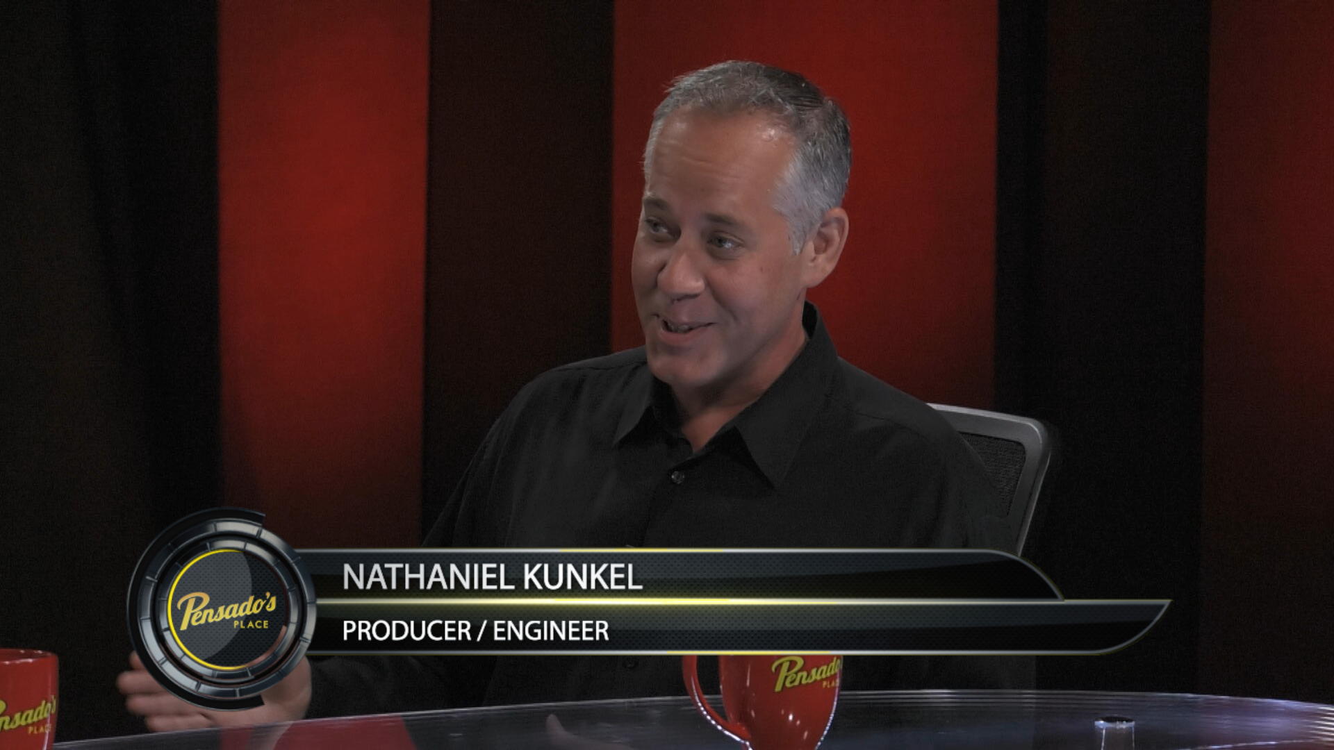 Grammy Award Winning Producer/Engineer Nathaniel Kunkel