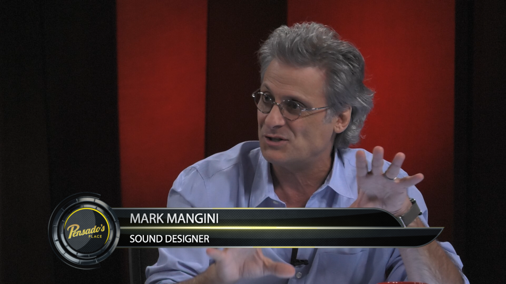Academy Award Winning Sound Designer Mark Mangini