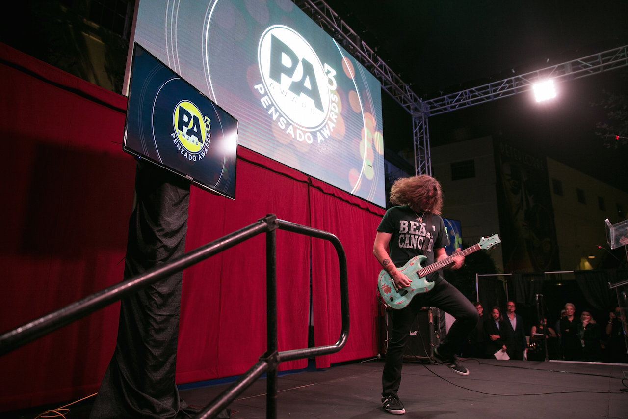 Phil X Live at The Pensado Awards