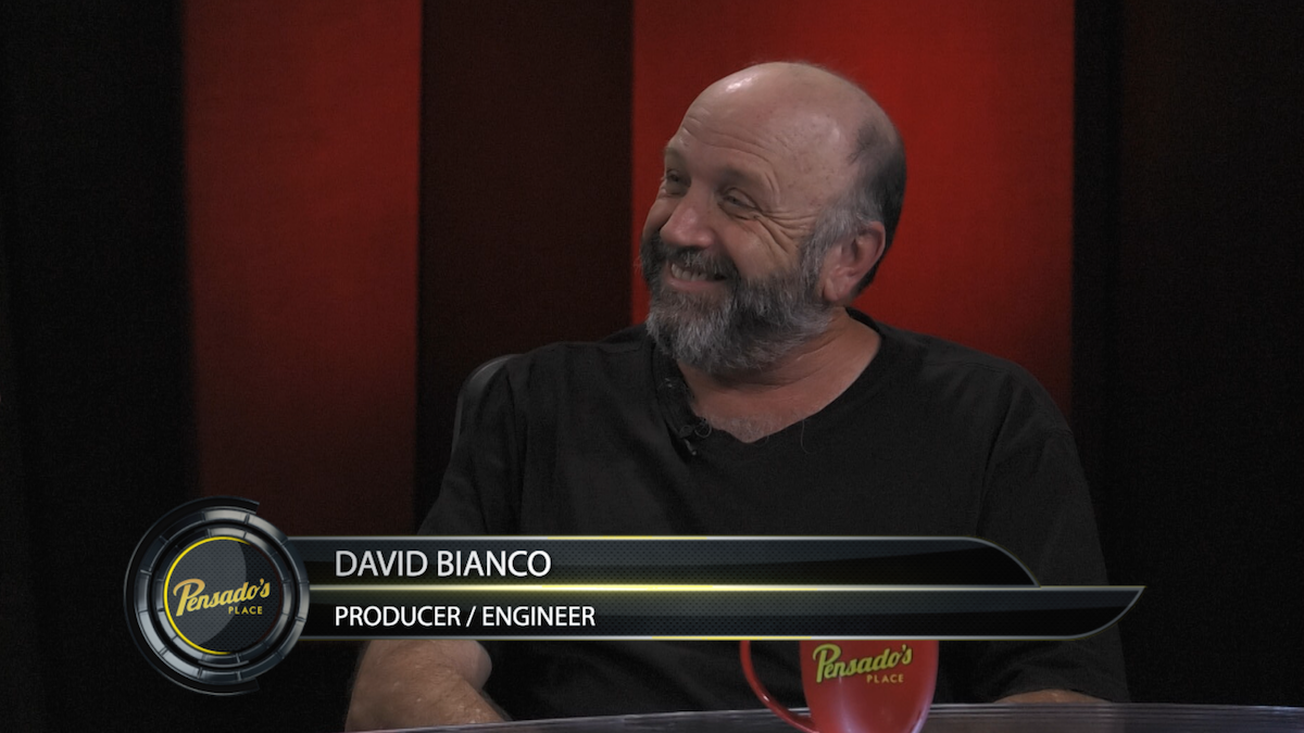 Producer/Engineer David Bianco
