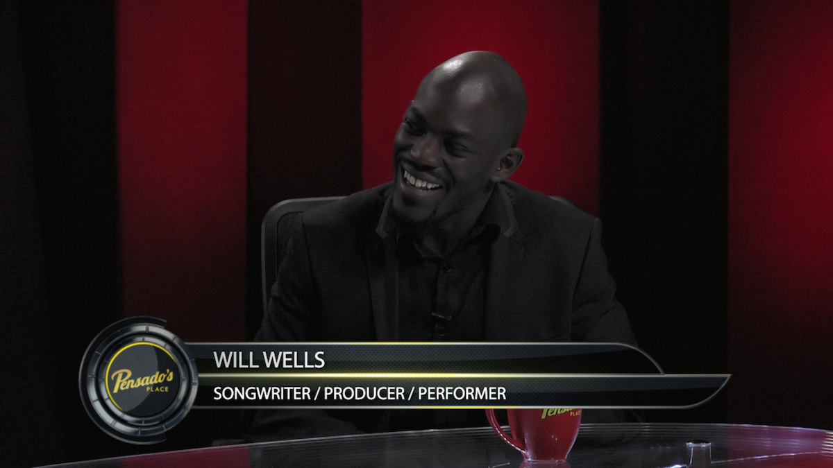 Songwriter/Producer/Performer Will Wells