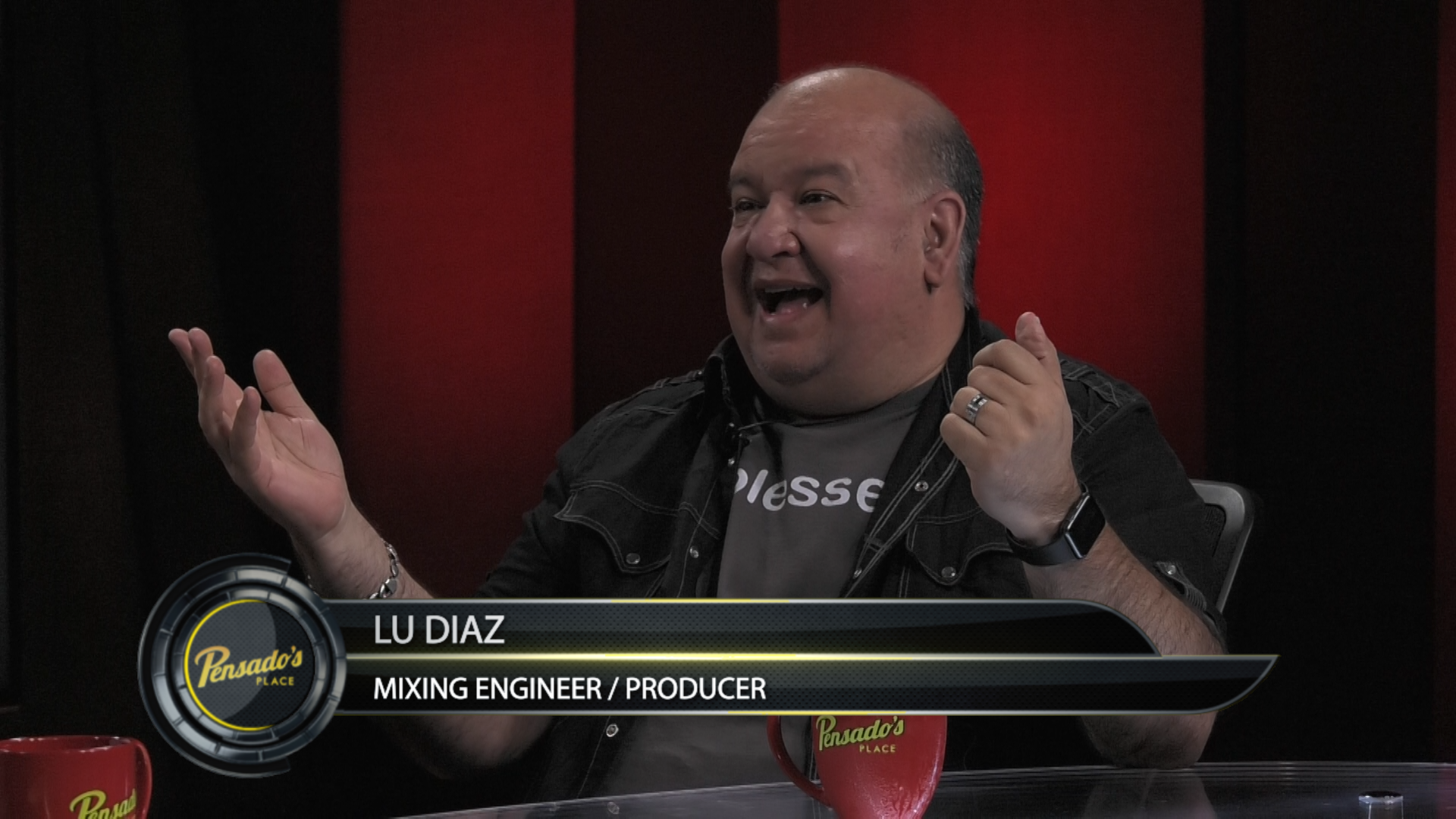 Mix Engineer/Producer Lu Diaz