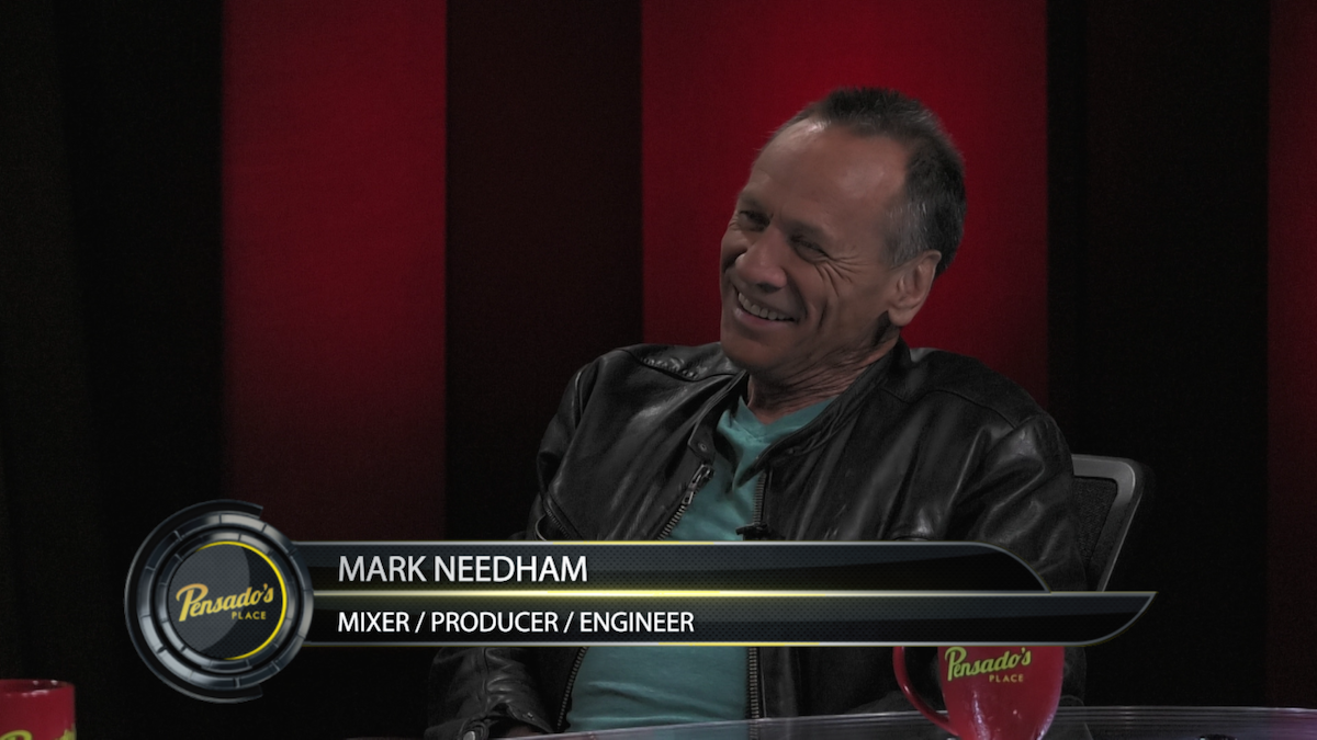 Grammy Nominated Engineer / Mixer / Producer Mark Needham