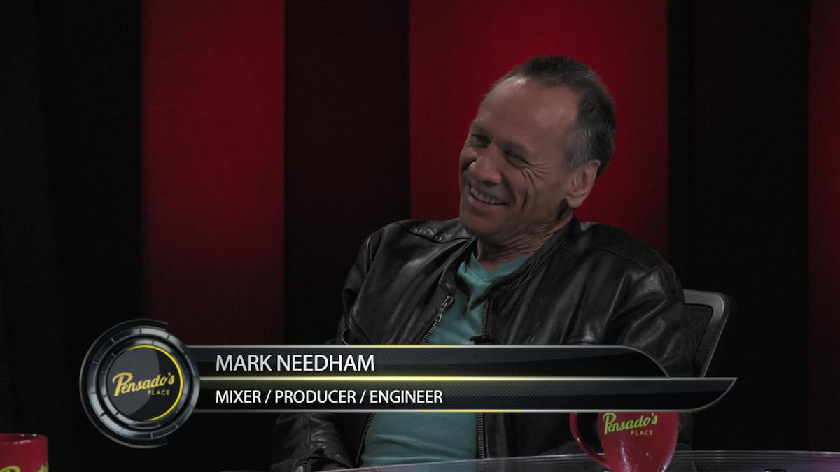 Grammy Nominated Engineer / Mixer / Producer Mark Needham