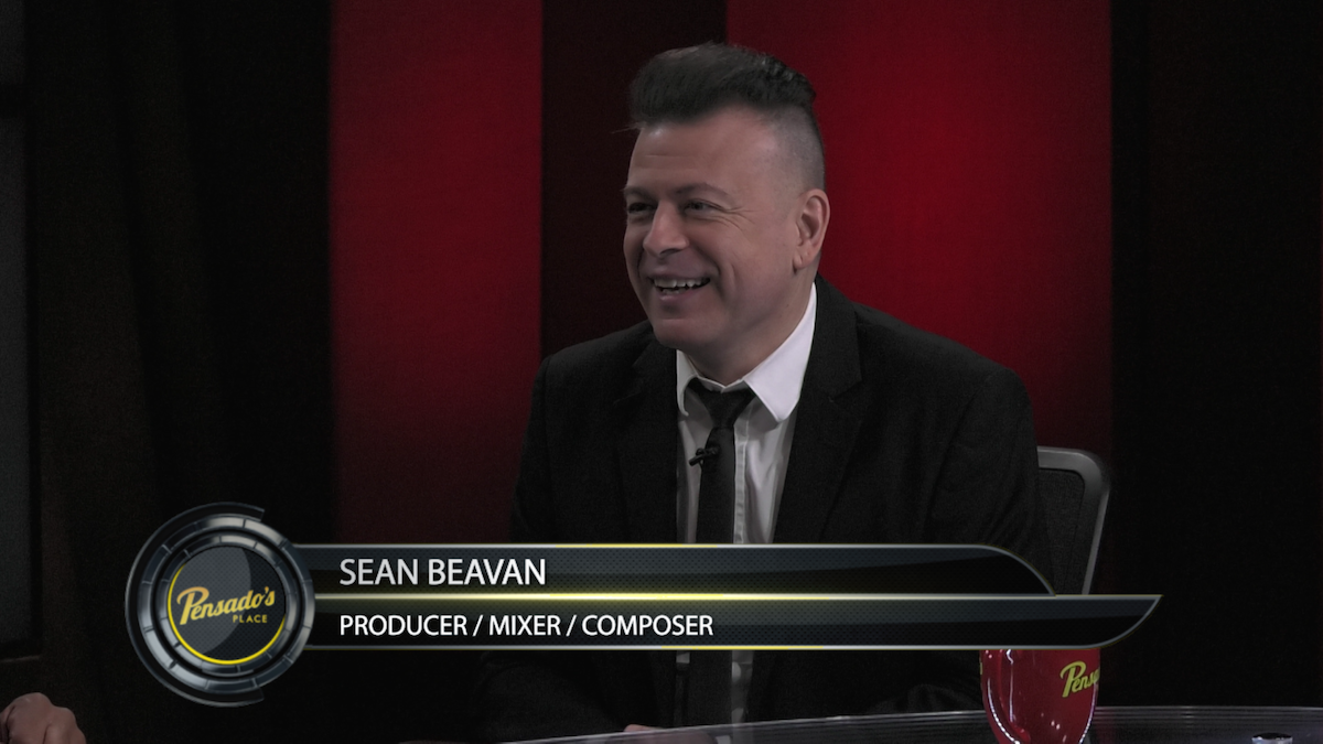 Producer/Mixer/Composer Sean Beavan