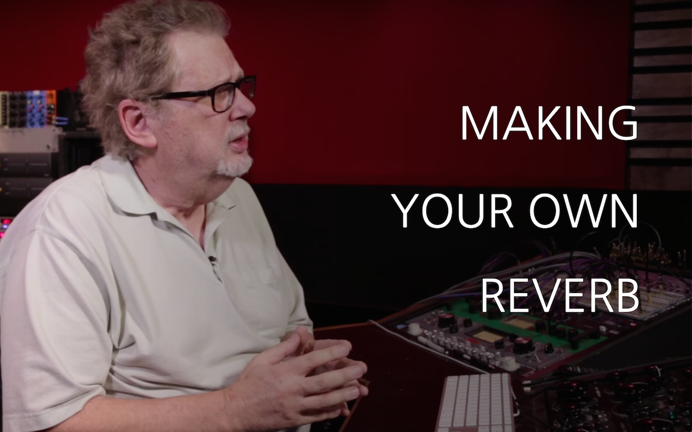 Making Your Own Reverb