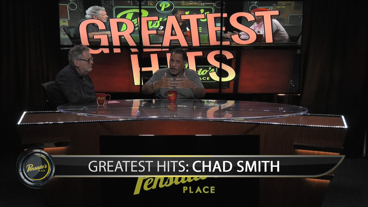 Greatest Hits: Chad Smith