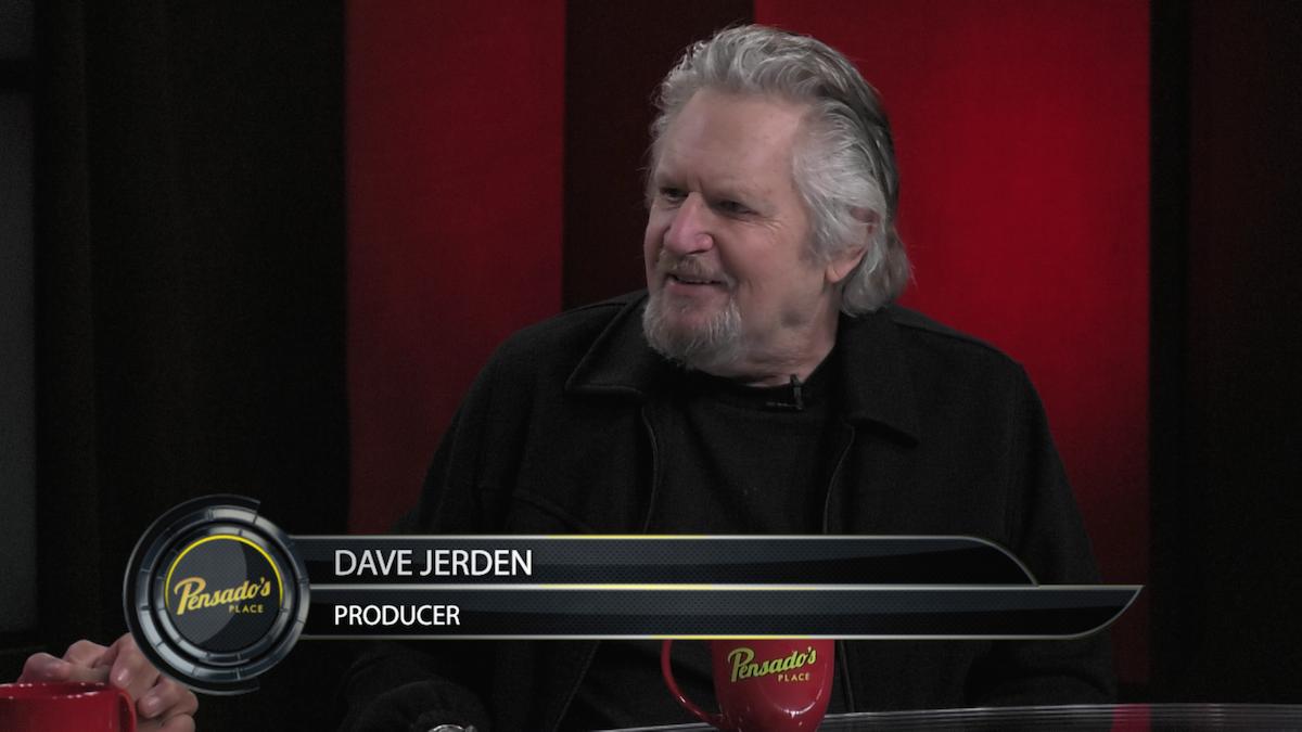 Producer Dave Jerden