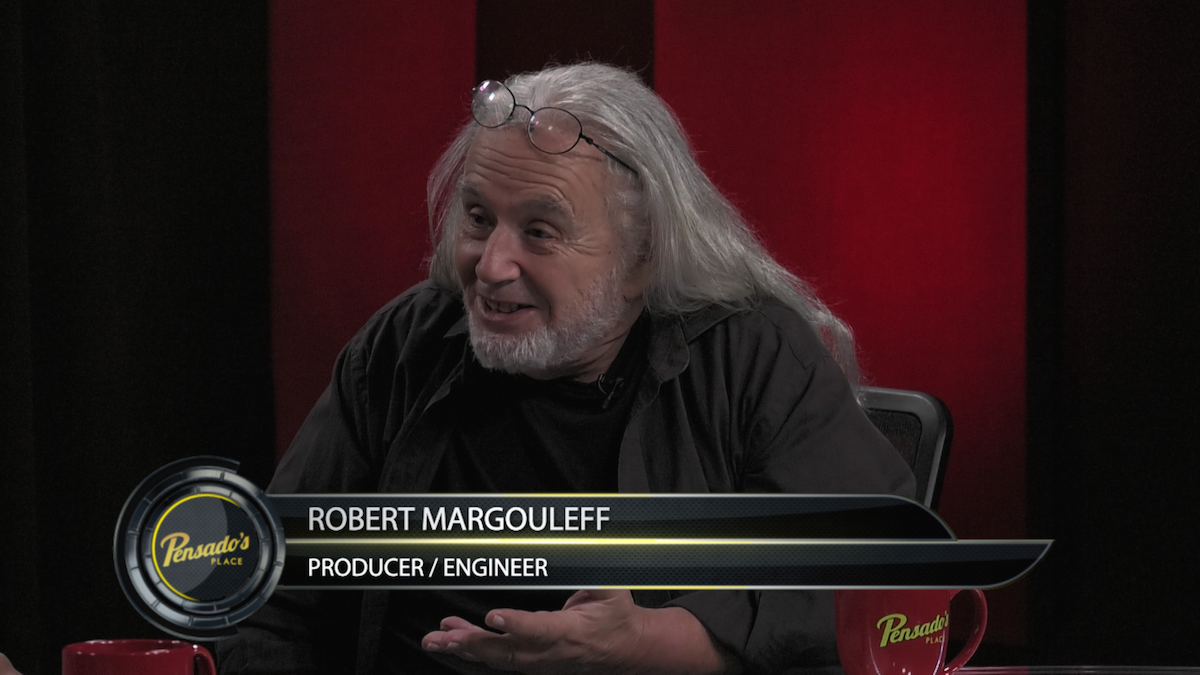 Producer / Engineer Robert Margouleff