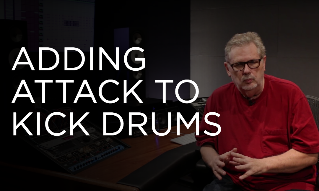 Kick Drums: Adding Attack with Soccer Balls