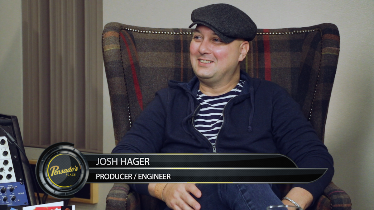 Producer / Engineer Josh Hager
