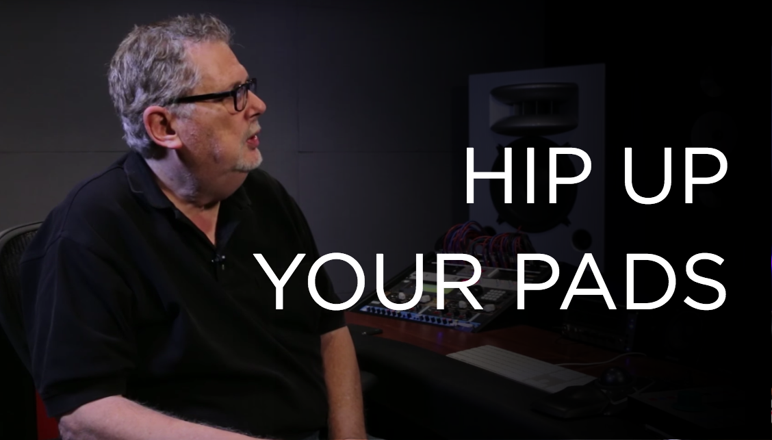 Hip Up Your Pads – Into The Lair #159