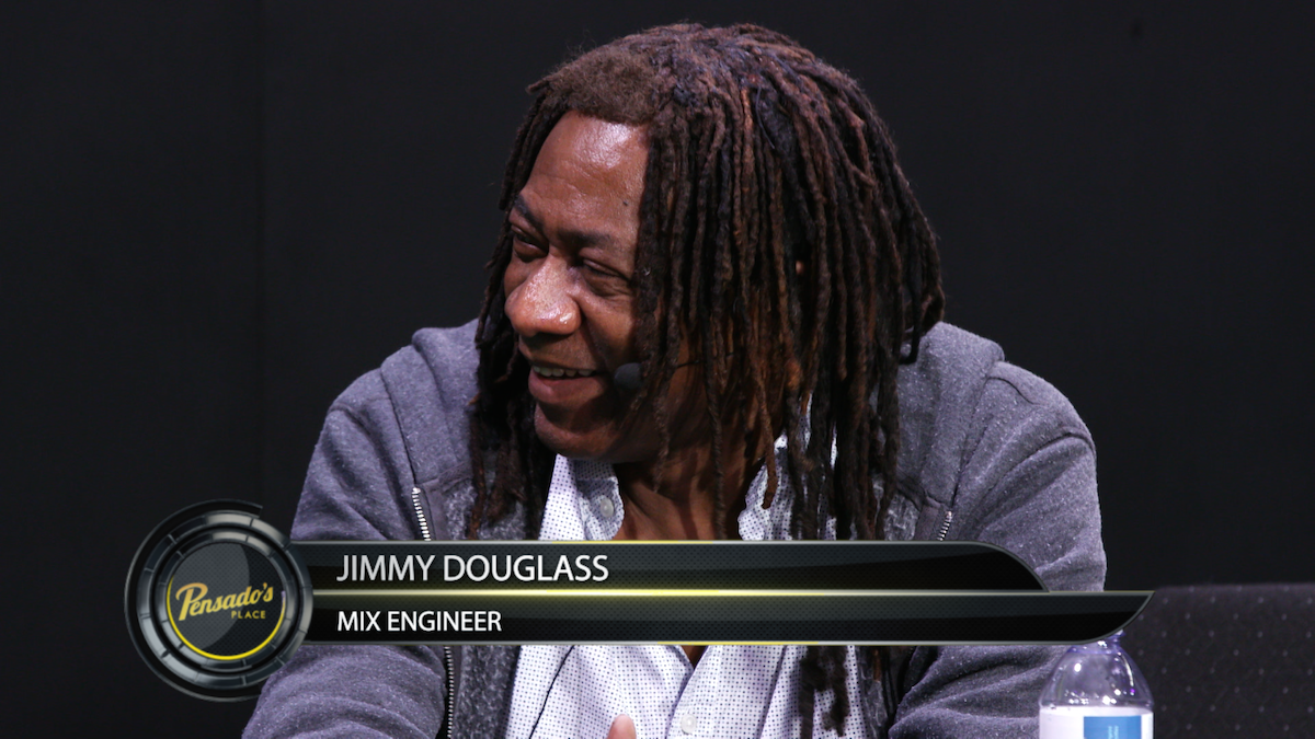Mix Engineer Jimmy Douglass