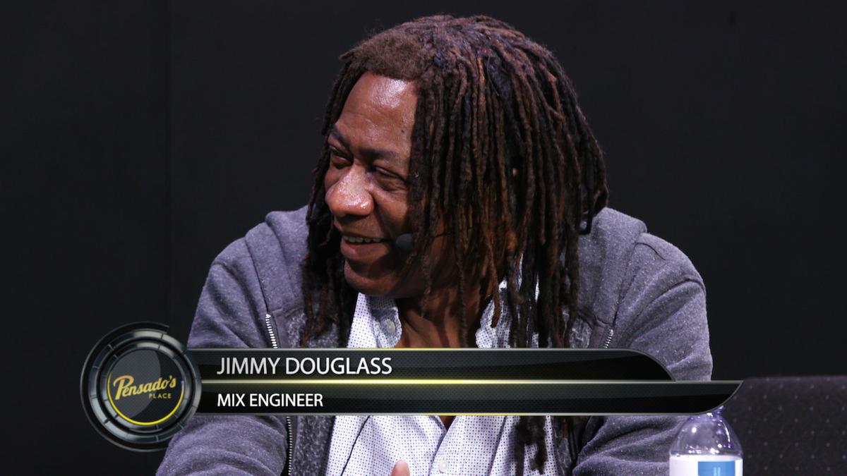Mix Engineer Jimmy Douglass