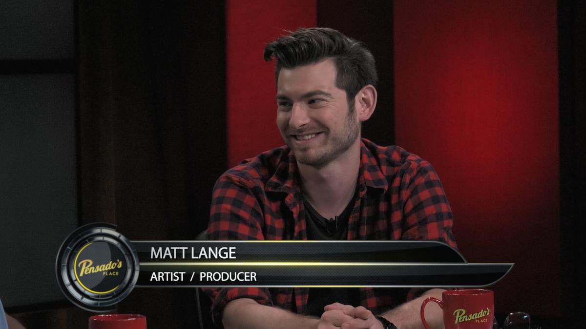 Artist/Producer Matt Lange