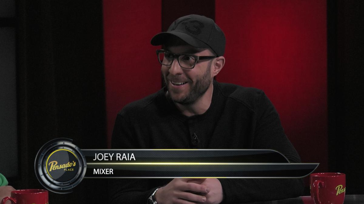 Mixer Joey Raia