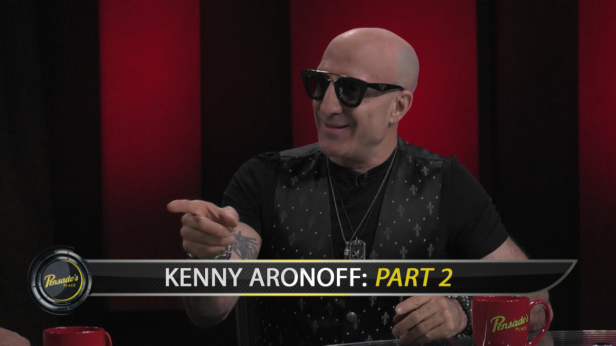 Musician Kenny Aronoff Part 2