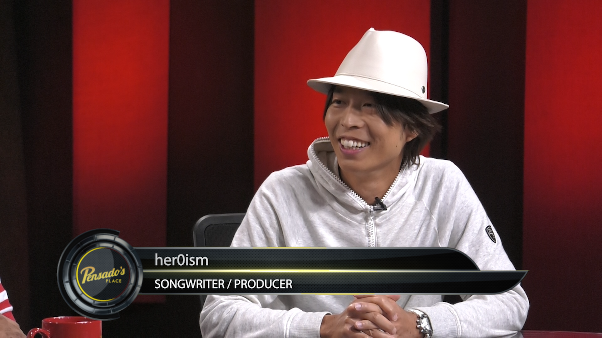 Songwriter/Producer her0ism