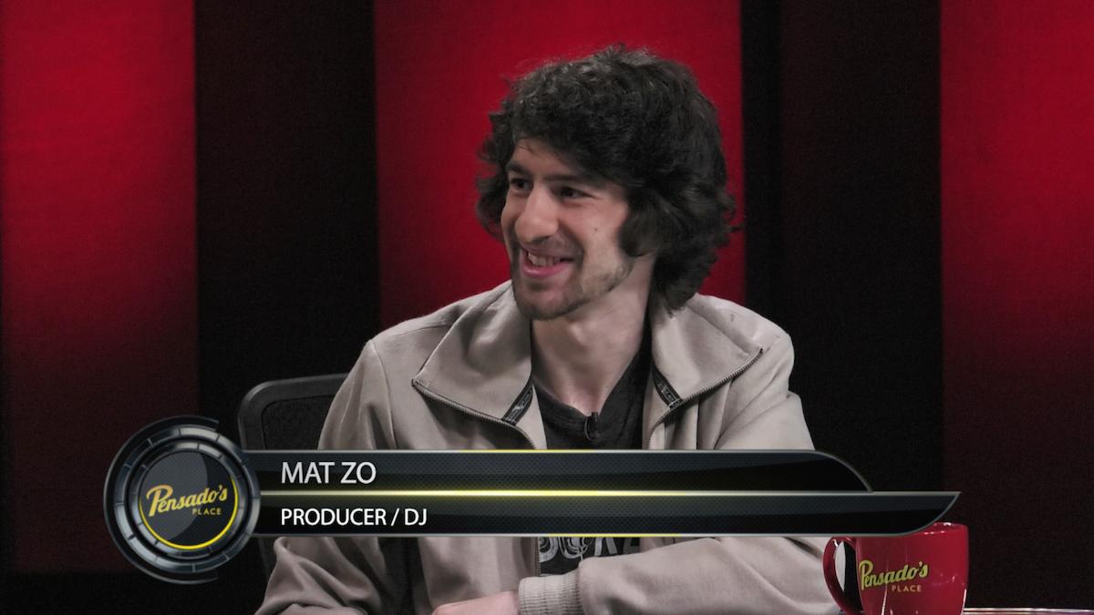 Producer/DJ Mat Zo