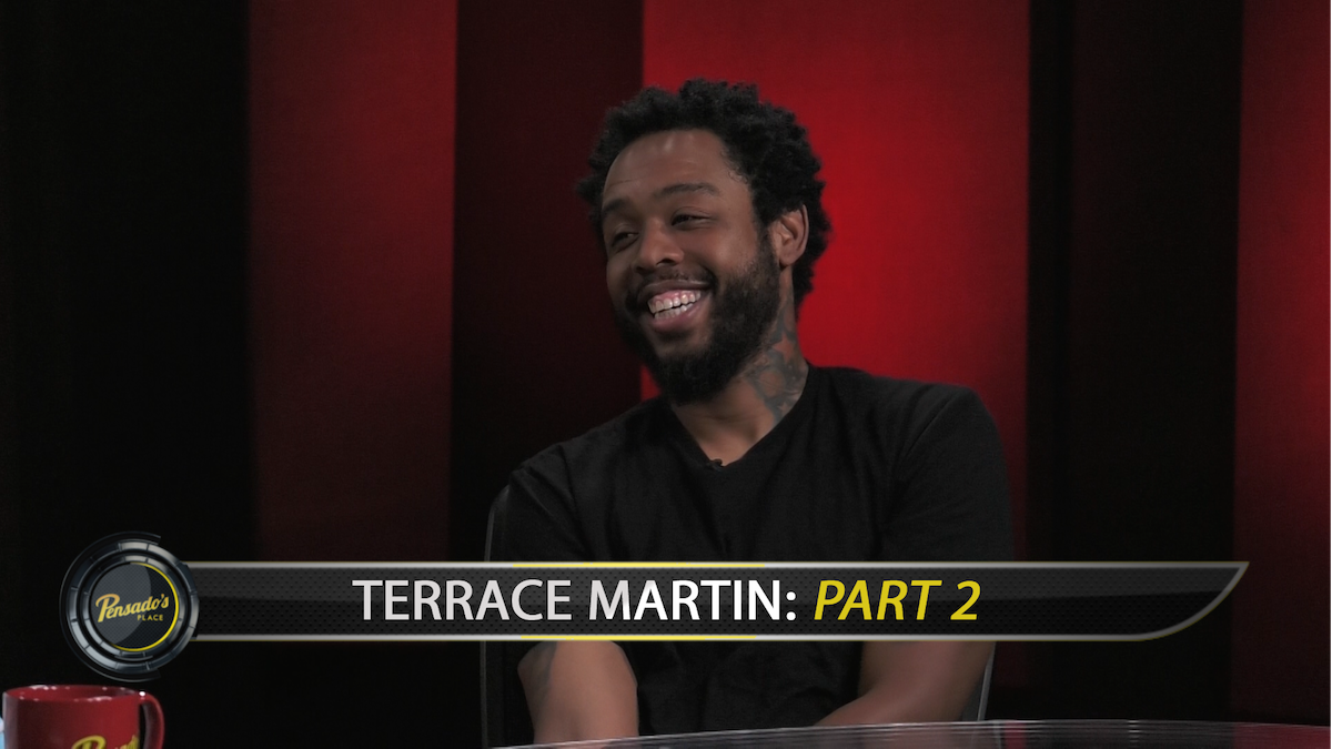 Grammy Award Winning Artist/Producer Terrace Martin (Part 2)