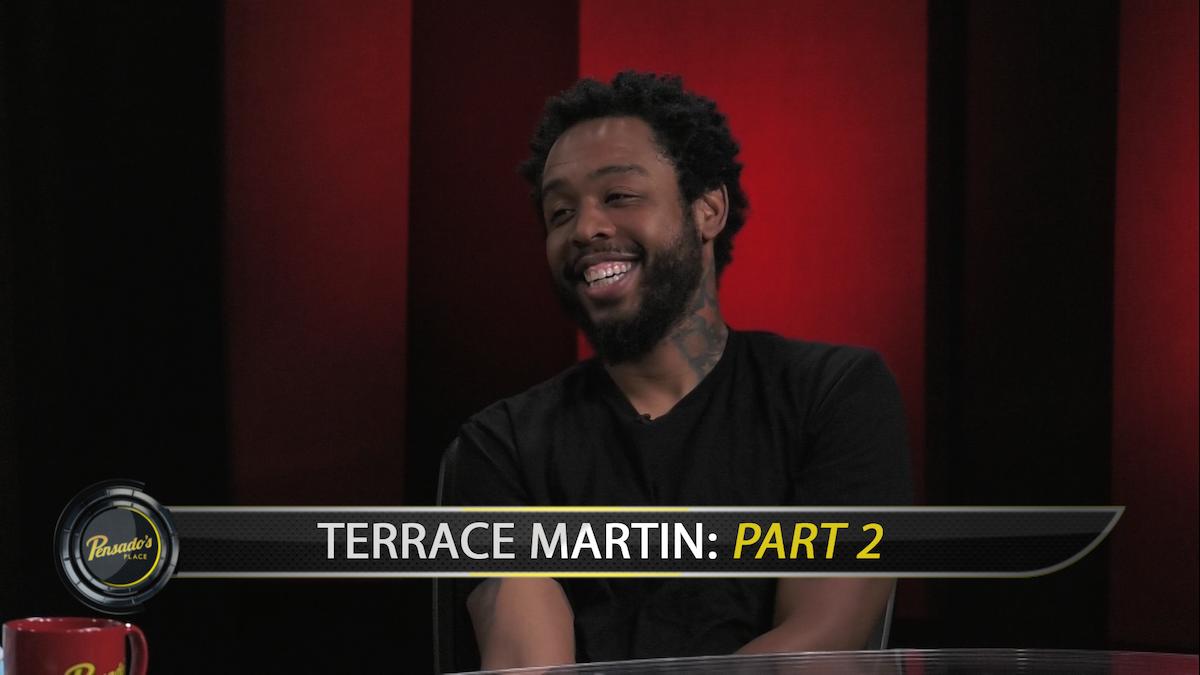 Grammy Award Winning Artist/Producer Terrace Martin (Part 2)
