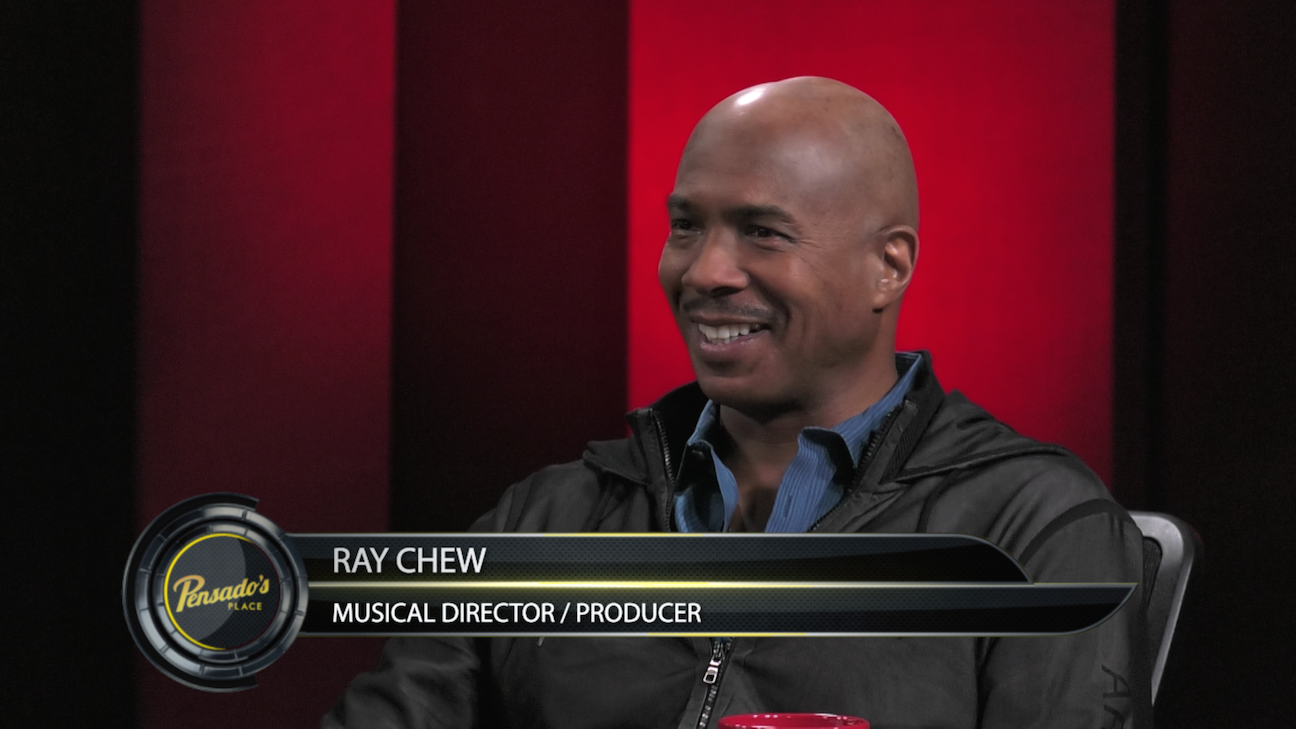 Musical Director/Producer Ray Chew