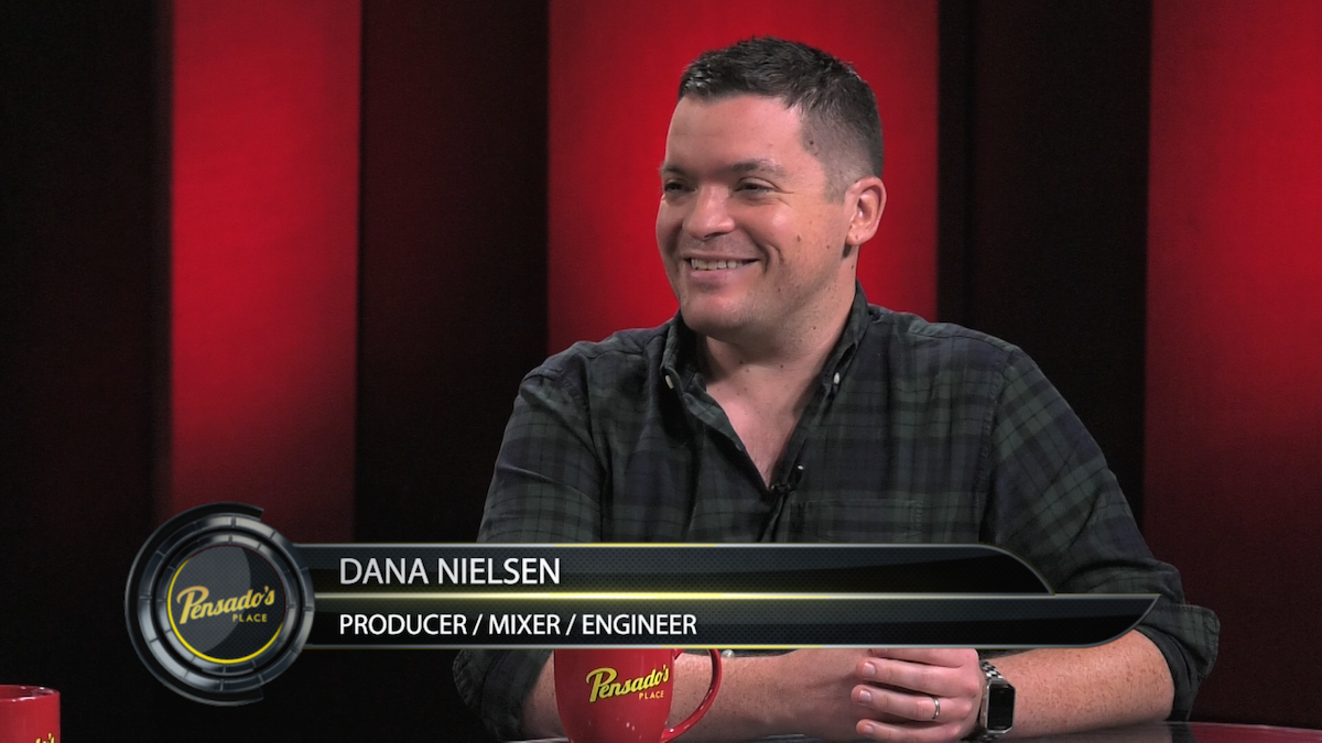 Producer/Mixer/Engineer Dana Nielsen