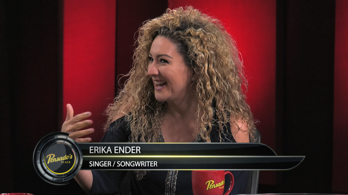 """Despacito"" Songwriter Erika Ender"
