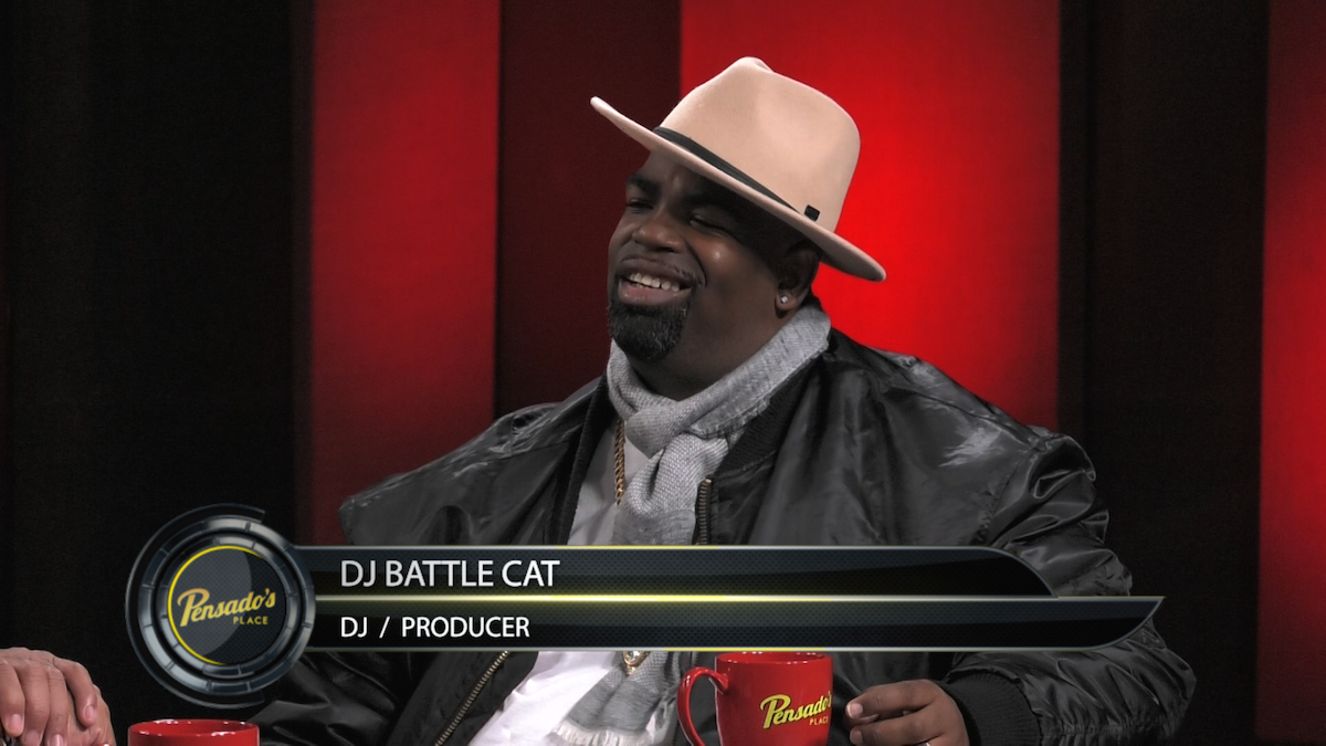 DJ / Producer Battle Cat