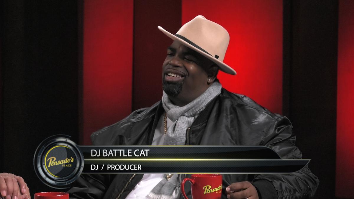 DJ / Producer Battle Cat