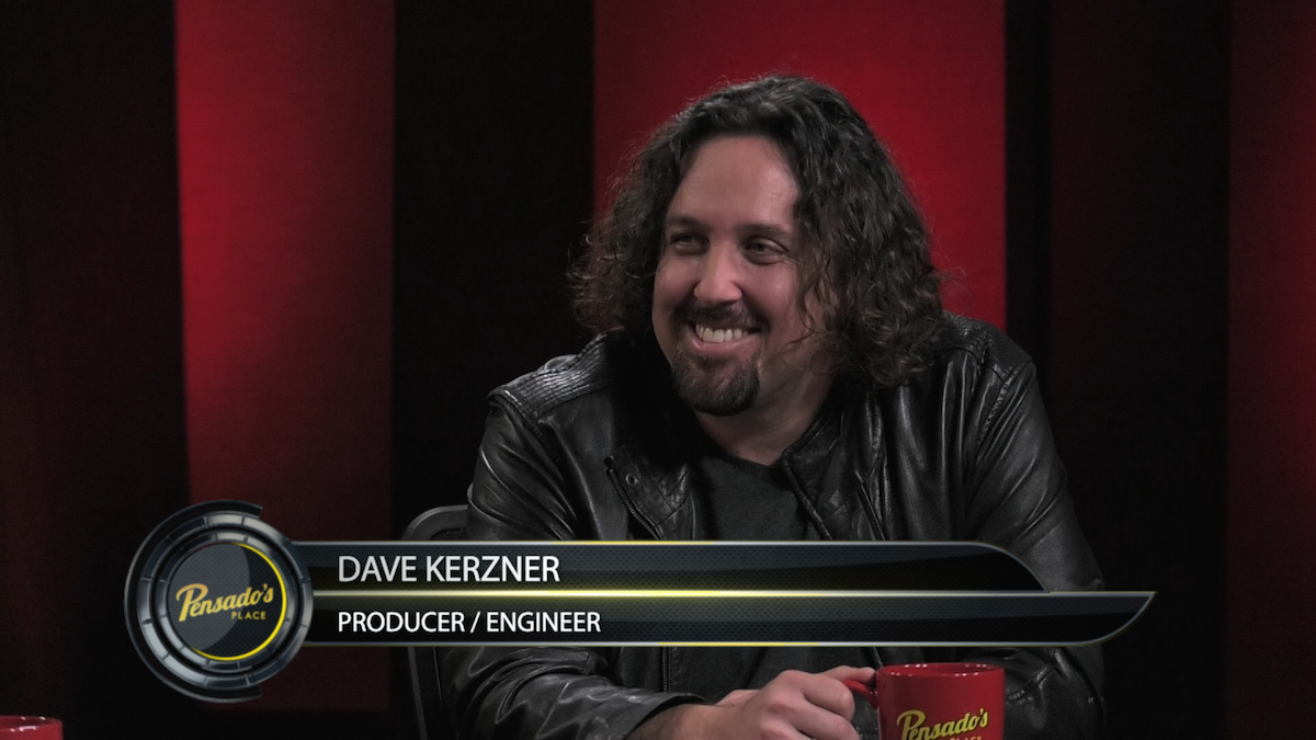 Producer/Engineer Dave Kerzner