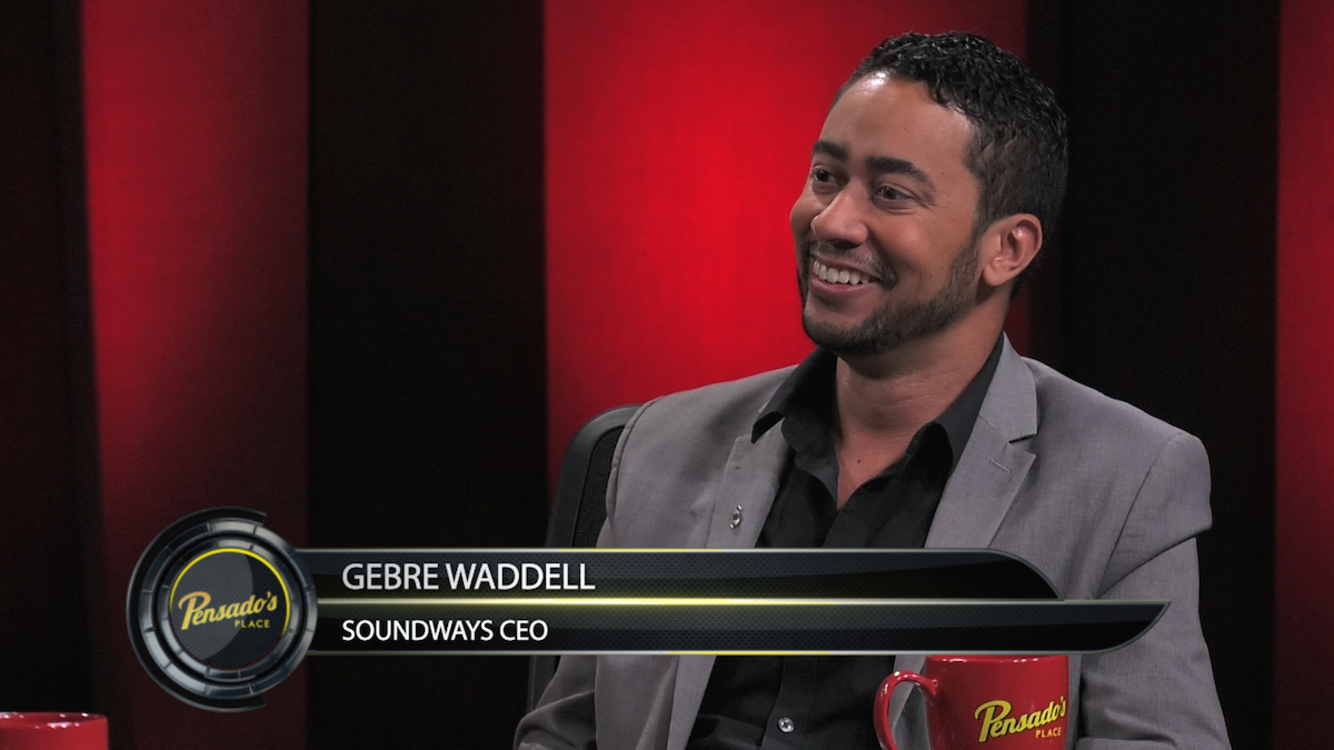 Soundways CEO Gebre Waddell