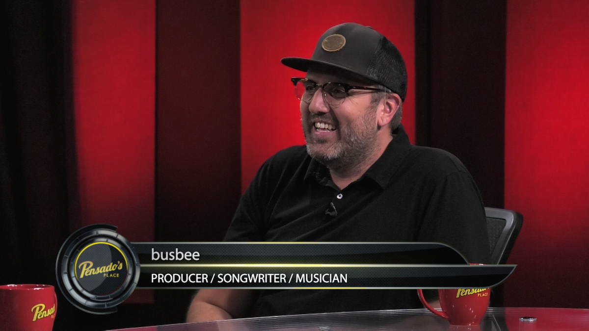 Keith Urban and Blake Shelton Producer, busbee