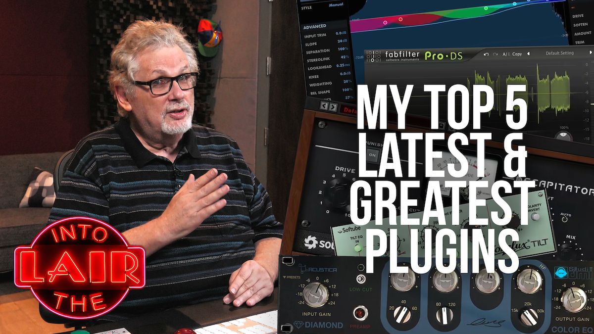 My Top 5 Latest & Greatest Plugins