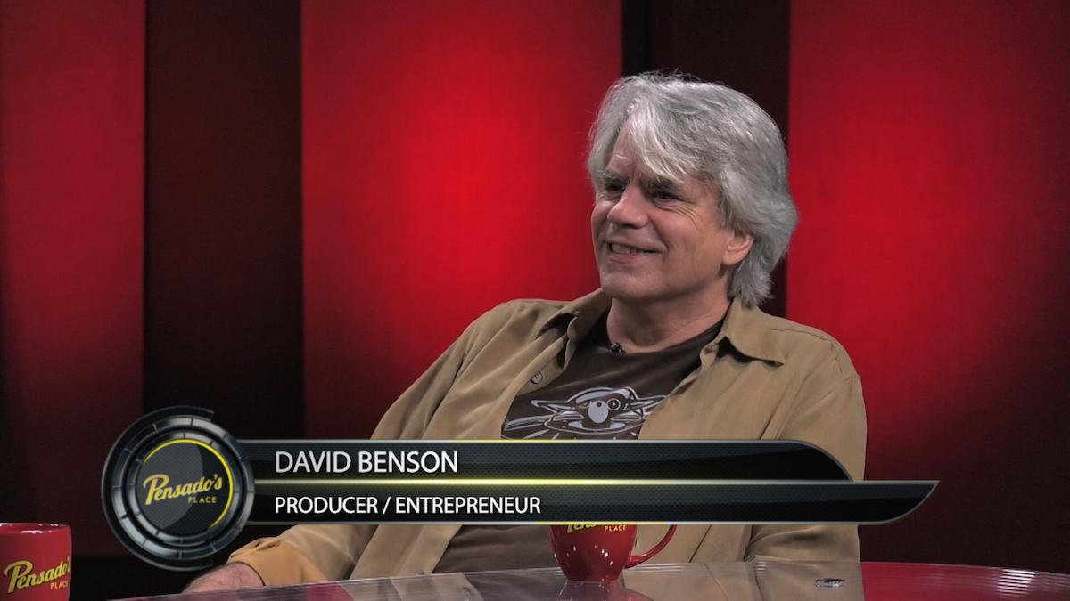 Barry Manilow Producer, David Benson